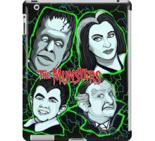 munsters portrait iPad Case/Skin