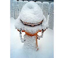 Snow Cone Photographic Print