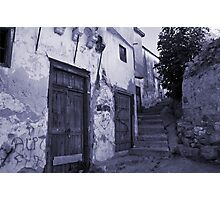 Back Streets of Turkey Photographic Print