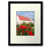 Country house 6 Framed Print