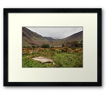 Irish Autumn Framed Print
