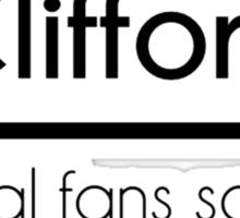Clifford 1995 Sticker