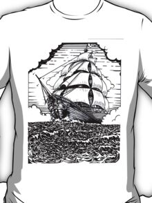 The Clipper Ship T-Shirt