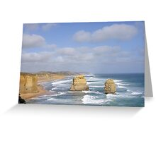 Twelve Apostles Greeting Card
