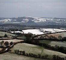 Dusting on the Vale  by geraint