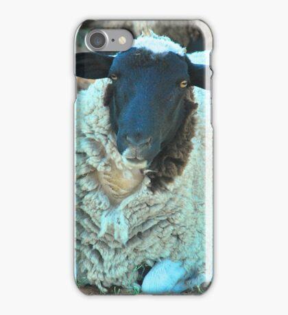 Baa Baa Black Sheep ( Almost ) iPhone Case/Skin