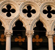 Plaza San Marco by Larry Glick