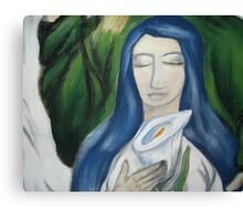 Immaculate Conception II Canvas Print
