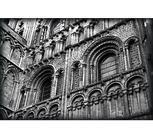Urban gothic: Ely Cathedral  Photographic Print