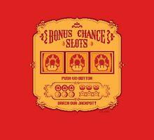 Bonus Chance Slots Unisex T-Shirt