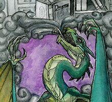 Dragon Book by Katherine Alexandra Haze