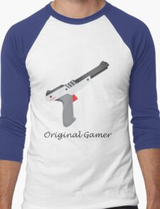 Original Gamer Men's Baseball ¾ T-Shirt