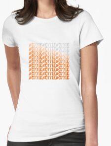 Hottie Orange and Gray T-Shirt