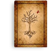 Sacred Tree Canvas Print