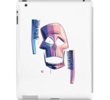 Exfoliate (sans-wordage) iPad Case/Skin