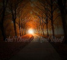 """Love Your Enemy"" - Kahlil Gibran by Daniel Lucas"