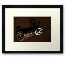 just another whisk Framed Print