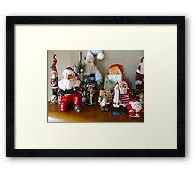 Ho Ho Ho, two Framed Print