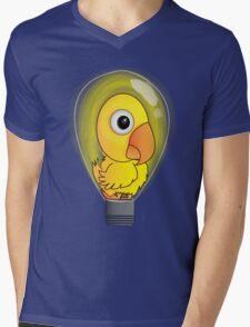 Bright Idea Mens V-Neck T-Shirt