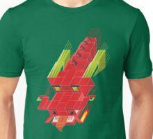 Cube dragon Unisex T-Shirt