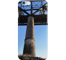 Under the bridge, like a troll iPhone Case/Skin