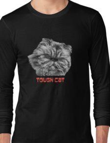 Tough Cat Long Sleeve T-Shirt