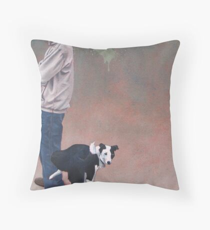 Fisho and Sport 1# Throw Pillow