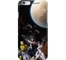 Guardians of a Galaxy Far Far Away iPhone Case/Skin