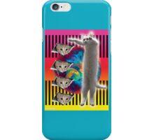 ELDER CATS OF THE INTERNET iPhone Case/Skin