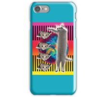 ELDER CATS OF THE INTERNET iPhone Case/Skin