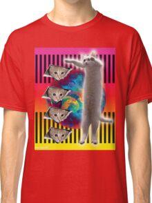 ELDER CATS OF THE INTERNET Classic T-Shirt