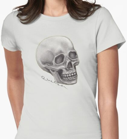 Sketch Tee Womens Fitted T-Shirt