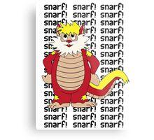 SNARF Metal Print