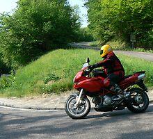 Ducati Motorcycle by Rexcharles