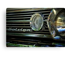 Retro Holden Canvas Print