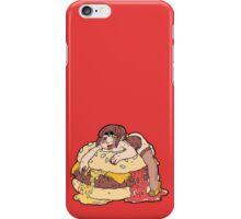 Burgergirl iPhone Case/Skin