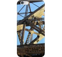 Girders and birds iPhone Case/Skin