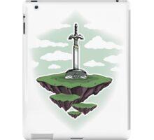 Claim the Sword iPad Case/Skin