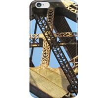 Another bridge for the iron horse iPhone Case/Skin