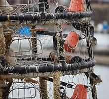 Westport Crab Pots by dani210