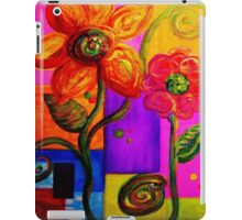 FANTASY FLOWERS iPad Case/Skin