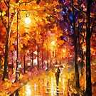 Morning Of Passion — Buy Now Link - www.etsy.com/listing/212947813 by Leonid  Afremov