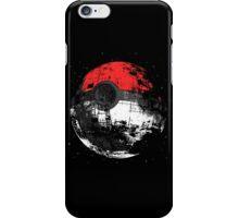 Pokeball DS Spaceship iPhone Case/Skin