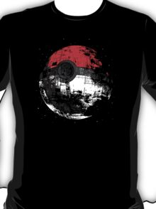 Pokeball DS Spaceship T-Shirt