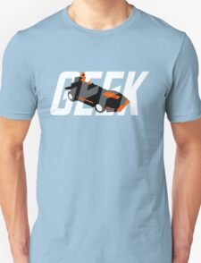 Geek My Ride- Science Friction T-Shirt
