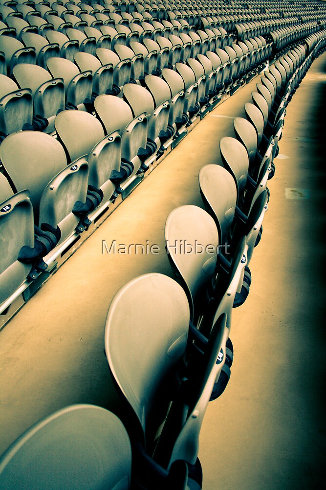 Duck Seats by Marnie Hibbert