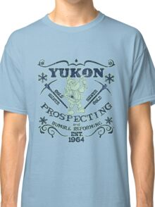 Yukon Prospecting and Bumble Reforming Classic T-Shirt