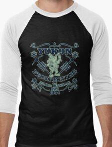 Yukon Prospecting and Bumble Reforming Men's Baseball ¾ T-Shirt