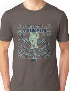 Yukon Prospecting and Bumble Reforming Unisex T-Shirt