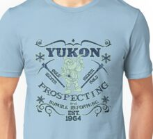 Yukon Prospecting and Bumble Reforming Unisex T-Shirt